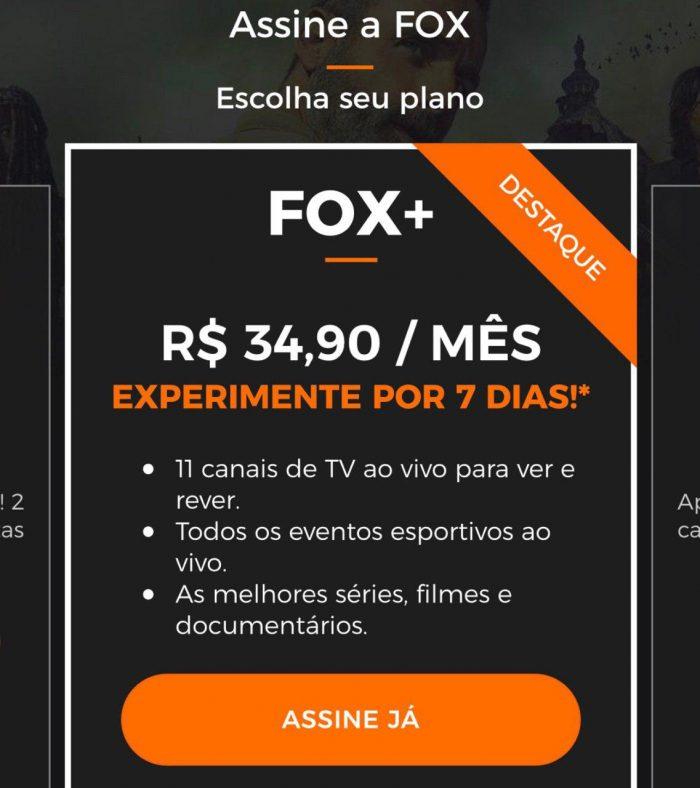 Fox+ (Fox Plus)
