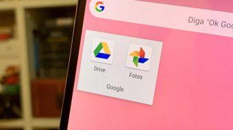 Google Drive e Fotos deixam de sincronizar arquivos entre si