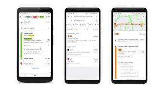 Google Maps ganha recurso que prevê lotação de ônibus, trem e metrô