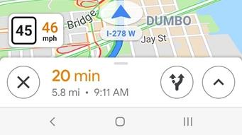 Google Maps começa a mostrar velocímetro enquanto você dirige