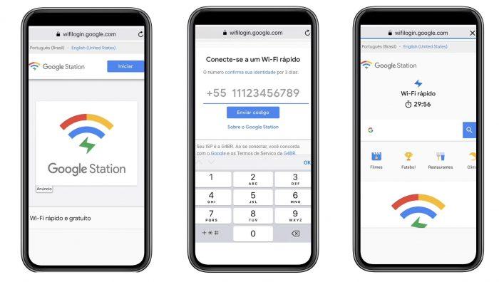 Google Station chega ao Brasil com Wi-Fi de graça
