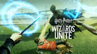 Harry Potter: Wizards Unite é lançado para iPhone e Android