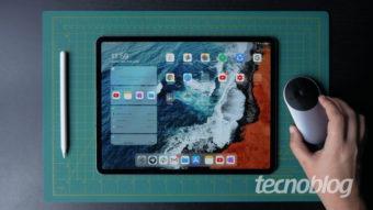 Apple anuncia iPadOS 13.4 com suporte a mouse e touchpad