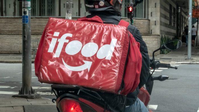 iFood não tem vínculo empregatício com entregadores