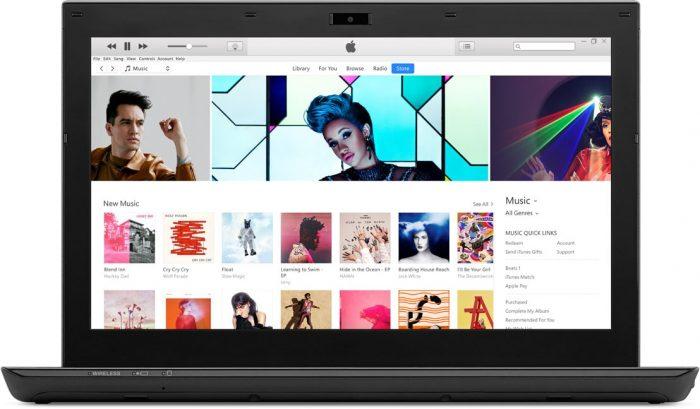Apple / iTunes para Windows / fim do itunes