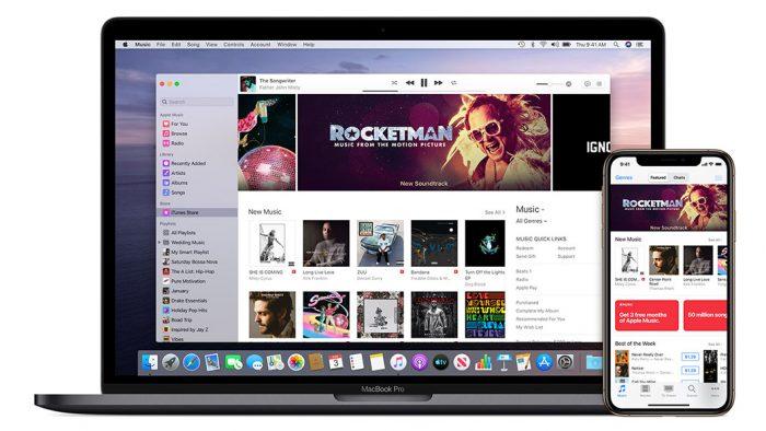 Apple explica mudanças com o fim do iTunes no macOS Catalina