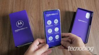 Motorola One Vision começa a ser atualizado para Android 10 no Brasil