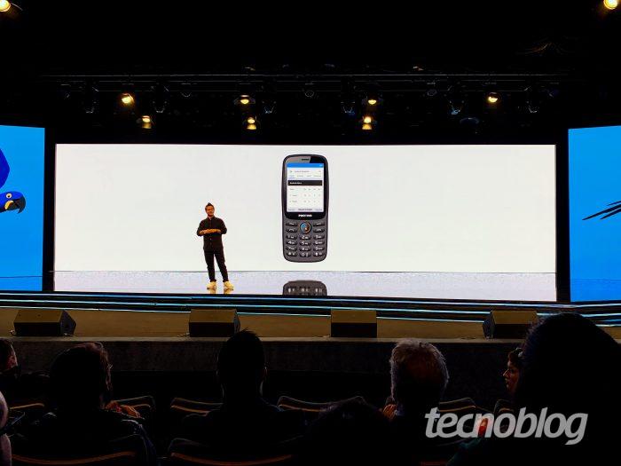 Positivo P70S traz o Google Assistente em celulares simples