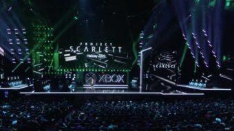 Project Scarlett: próximo Xbox virá em 2020 com 8K, SSD e ray tracing
