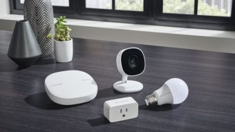 Samsung SmartThings tem nova câmera, tomada e lâmpada conectadas