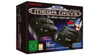 Sega divulga todos os 42 jogos do Mega Drive Mini, incluindo Tetris