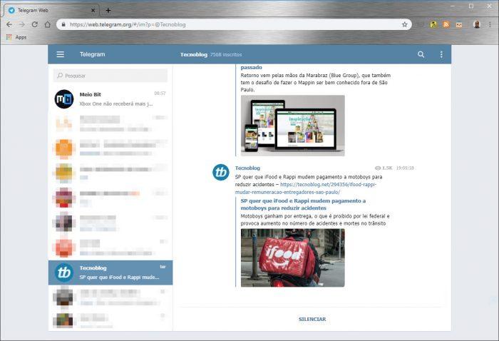 Como usar o Telegram no PC [Windows, macOS e Linux] – Aplicativos e