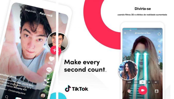 Android / TikTok / como usar o tiktok