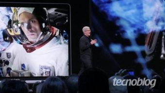Tim Cook diz a Trump que tarifas beneficiam a Samsung, mas não a Apple