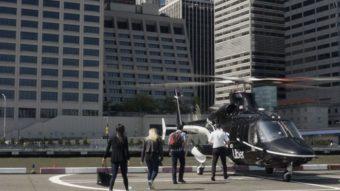 Uber Copter está de volta, agora com viagens de helicóptero em Nova York