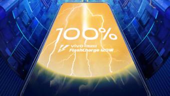 Vivo apresenta Super FlashCharge para recarga de bateria a 120 W