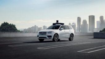 Uber apresenta novo carro autônomo em parceria com Volvo