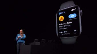 Apple anuncia watchOS 6 com App Store e tvOS 13 com suporte para vários usuários