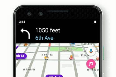 Google Assistente está dentro do Waze
