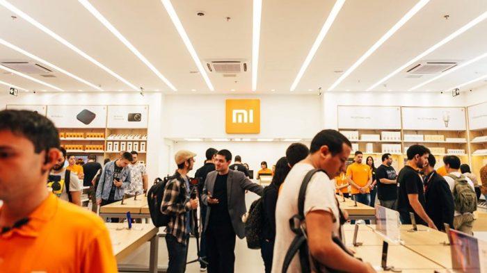 Xiaomi Mi Store em São Paulo
