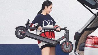 Xiaomi faz recall de 10 mil patinetes elétricos Mi Electric Scooter M365