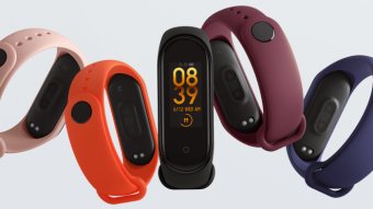 Xiaomi Mi Smart Band 4 traz resistência à água e bateria de 20 dias