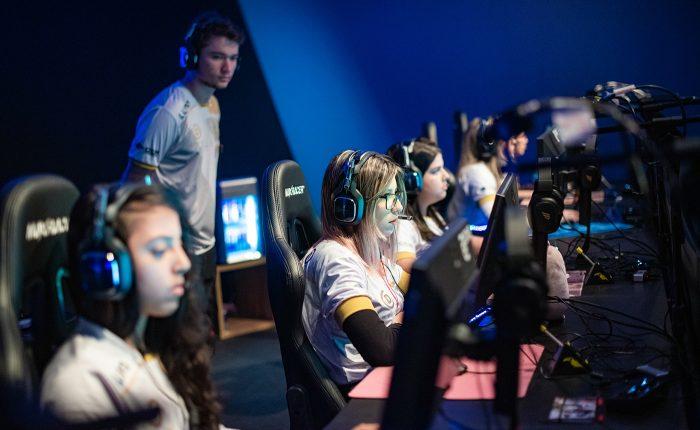 CS feminino - Divulgação: Game XP