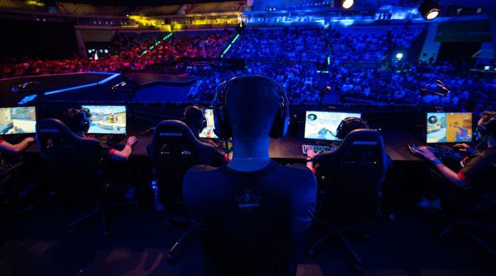 CS na Game XP - Dvulgação: Game XP