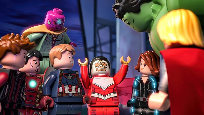 LEGO Marvel Super Heroes_ Vingadores Reunidos!