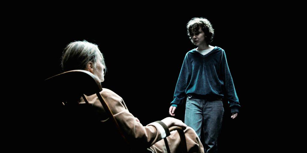 Eleven é Jane Ives, ela é filha de Terry Ives
