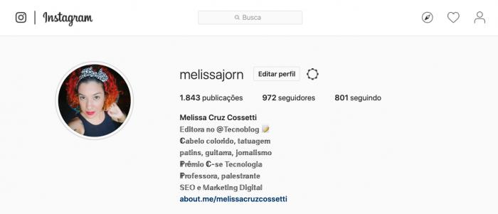 MelissaJorn - Instagram Fonts - Nova Fonte na Bio
