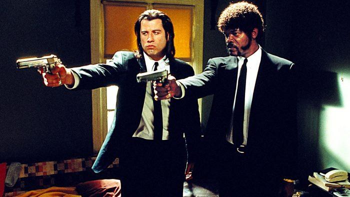 Pulp Fiction - Tempo de violência (1)