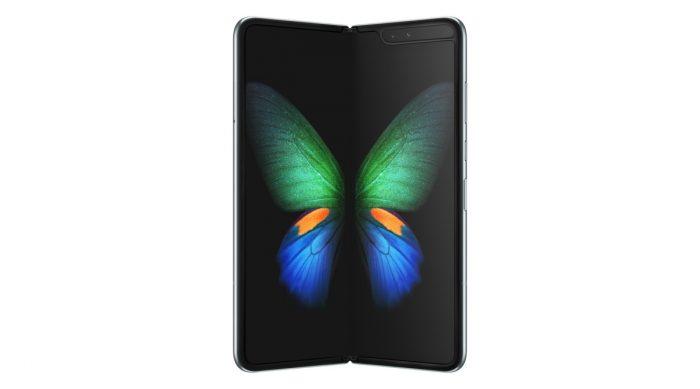Samsung Galaxy Fold novo