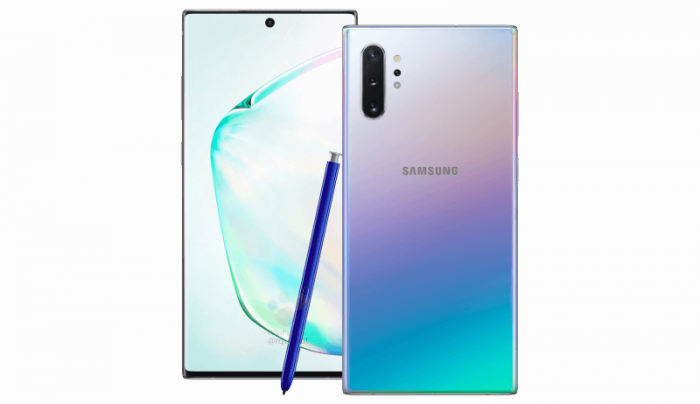 Samsung Galaxy Note 10+ (Roland Quandt / WinFuture)