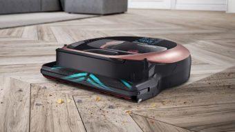 Samsung traz robô aspirador Powerbot VR7200 ao Brasil