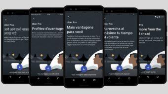 Uber Pro chega ao Brasil prometendo descontos e suporte a motoristas