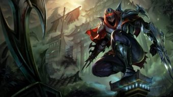 Como jogar com Zed no LoL [counter e build]