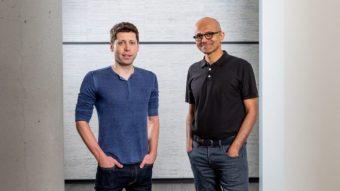 Microsoft vai investir US$ 1 bilhão na OpenAI para ganhar força em IA