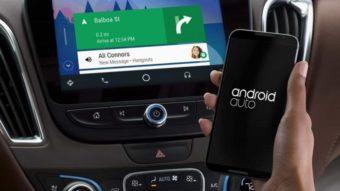 O que é Android Auto?