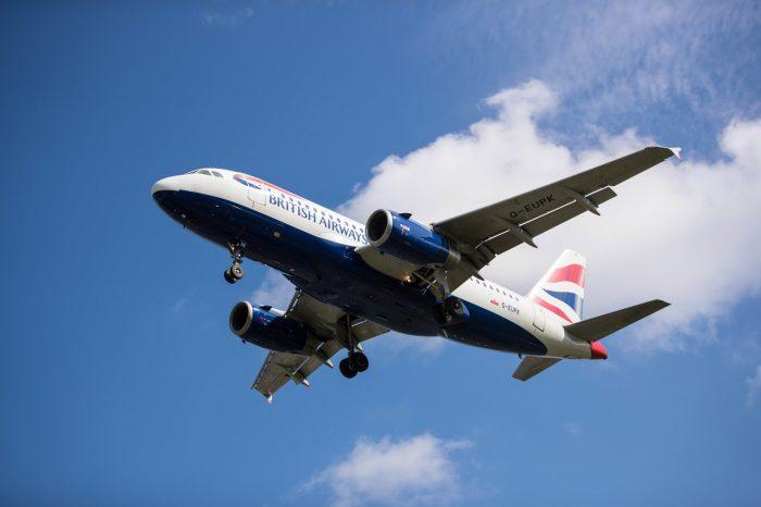 Airbus A319 da British Airways (Foto: Divulgação)