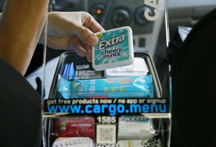 Cargo no Uber
