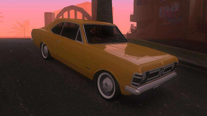 Rockstar Games / GTA San Andreas / carros brasileiros no gta san andreas