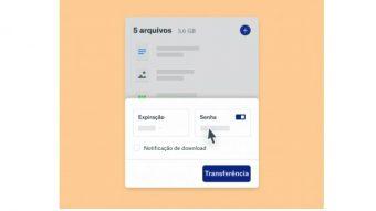 Dropbox Transfer permite compartilhar arquivos de até 100 GB