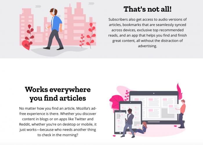 Ad-free Internet by Firefox