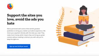 Mozilla trabalha em serviço de notícias sem anúncios