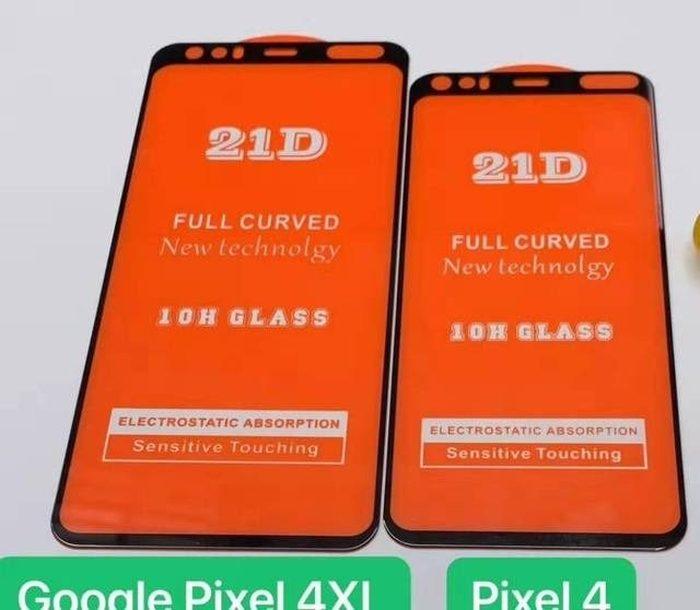 Película para Pixel 4 XL e Pixel 4 (Imagem: Ice Universe)