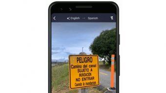Câmera do Google Tradutor já traduz para mais de 100 idiomas