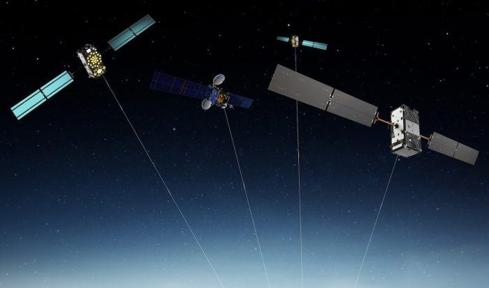 Surveying using a GNSS device with EGNOS and Galileo satellites (Foto: Divulgação/GSA)