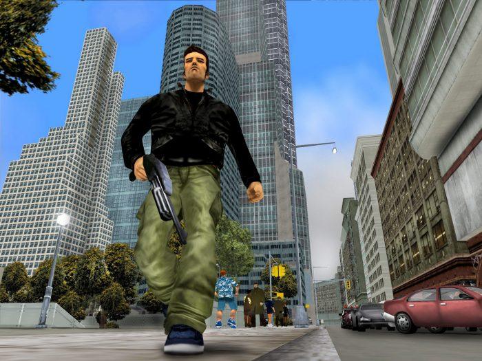 Rockstar Games / GTA 3 / baixar gta 3