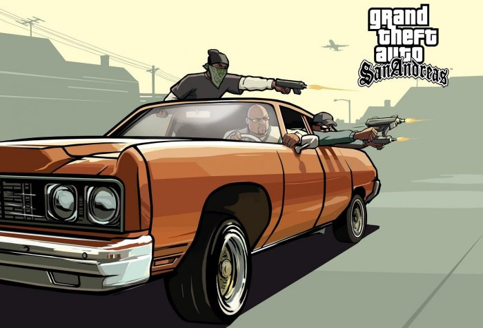 Rockstar Games / GTA San Andreas / como instalar mods no gta san andreas